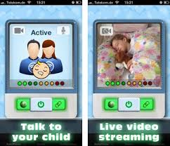 Baby Monitor Duo   best apps for parents   iPad iPhone iPod