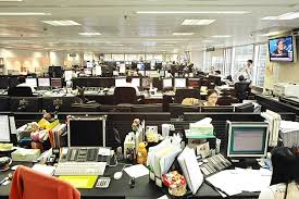 open office cubicles.  Open Are You For Open Offices Or Are Cubicles And Open Office Cubicles