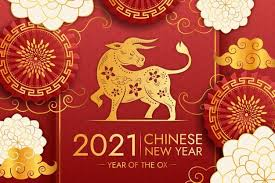 Happy chinese new year 2021! Download Golden Chinese New Year 2021 For Free Chinese New Year Greeting Chinese New Year Background Chinese New Year Design