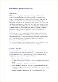 Doc 529684 Word Formal Letter Template Business Letter