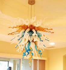 chihuly style chandelier free mouth blown glass flower style chandelier chihuly style chandelier whole