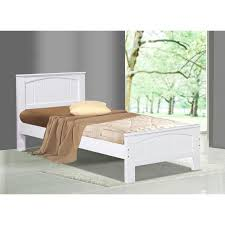 Denver White Wooden Bed Frame | Next Day - Select Day Delivery ...