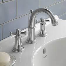 bathroom faucets widespread. Bathroom Sink Faucets - Portsmouth 2-Handle 8 Inch Widespread High-Arc Faucet