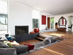beautiful brown wooden floor eclectic living room beautiful brown living room