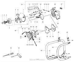 Poulan pro chainsaw parts diagram gorgeous captures chain brake for