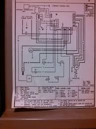 goodman blower motor wiring diagram goodman image goodman gmt blower runs intermittently hvac diy chatroom home on goodman blower motor wiring diagram