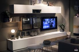 Living Room Entertainment Tastefully Space Savvy 25 Living Room Tv Units That Wow