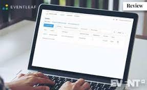 Eventleaf Online Event Registration Review