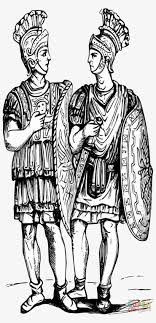 Click The Roman Soldiers Coloring Pages To View Printable Romer
