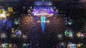 ครึ่งล้าน! ช้าง-บุรีรัมย์ฯ ปาร์ตี้สงกรานต์ 2 วัน คนร่วมงาน 5.3 แสนคน