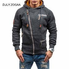 <b>Zogaa Brand</b> Winter Men Jacket 2018 Casual Mens Jackets And ...