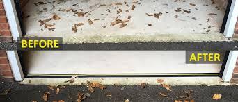 garage door draft seal images door design for home