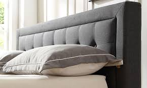 Bed Frames With Headboard: Best Upholstered Tufted Headboard with Frame