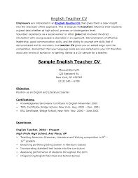 Esl Teacher Resume Resumes Samples Velvet Jobs Sample Pdf No