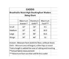 Caddis Mens Attractive 2 Tone Taupe Deluxe Breathable Stocking Foot Waist High Wader