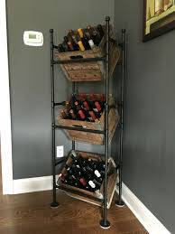 wine storage cabinet new 22 diy wine rack ideas offer a unique touch to your home