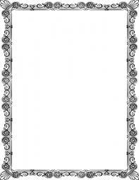 Ornate Frame Clipart ClipartXtras