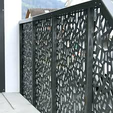 sheet metal fence. Beautiful Fence Ark Metal Fence Anodized Aluminum Sheet Panel Buy   With Sheet Metal Fence