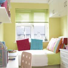 Decorating With Green Green And Yellow Room Amazing Small Room Storage Ideas With Yellow