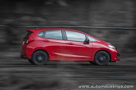 2018 honda jazz facelift. modren jazz 2018 honda jazz 15 rs in honda jazz facelift