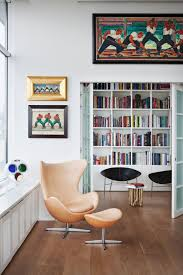 Reading Room In House Simple Home Reading Space Ideas Comes With Wooden Bookshelves From