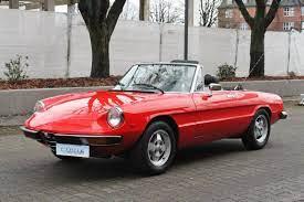 1982 Alfa Romeo 2000 Spider 2000 Alfa Romeo Alfa Romeo Spider Alfa Romeo Cars
