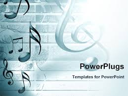 Music Powerpoint Template Powerpoint Music Template The Highest Quality Powerpoint