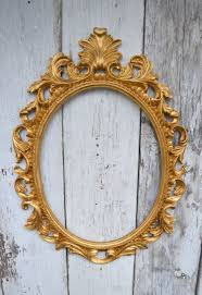 antique mirror frame tattoo. Exellent Antique Oval Picture Frame Large Ornate Baroque Fancy Gold Portrait Wedding For Antique Mirror Tattoo I