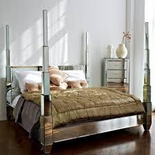 canopy-mirrored-headboard-bedroom-set – Home Improvement 2018 ...