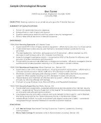 Ship Security Officer Sample Resume Unique Security Guard Resume Mkma