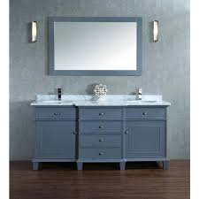 60 inch bathroom vanity double sink. stufurhome cadence grey 60 inch double sink bathroom vanity with 2