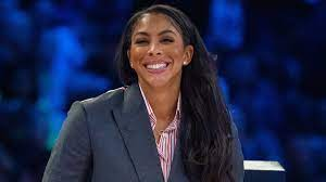 WNBA star Candace Parker is shining in ...
