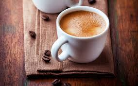 $4.99 per pound divided by 75 tablespoons equals about 7 cents per tablespoon times 2 tablespoons per cup equals about 14 cents per cup. Wallpaper Coffee Beans One Cup Coffee 2560x1600 Hd Picture Image