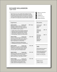 Whether you're applying for a new job or want to advance your career, updating your cv is the first thing you should do. English Teacher Resume Template Cv Examples Teaching Academic School Tutor Job Free Worksheets 2d And 3d Shapes For Grade 1 2nd Math Expanded Form Patterning Printable Pre Kindergarten Preschool Calamityjanetheshow