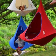 Image of: Hanging Hammock Cocoon Chairs For Kids