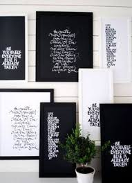 quotes lovely collection for your walls quotes doing a variation on quote wall art frames with quote wall i ve always wanted a quote wall because my friend who