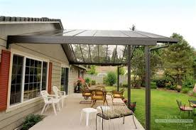 Patio Deck Covers Kits Outdoor