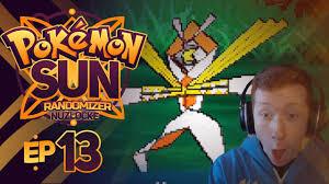 WHAT ARE YOU DOING HERE KARTANA? - Pokémon Sun & Moon RANDOMIZER Nuzlocke  Episode 13! - YouTube