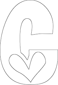 Small Picture C Coloring Page