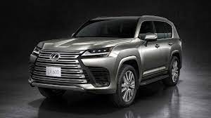 2022 Lexus LX 600 Debuts As Lux Version Of All-New Land Cruiser