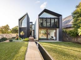 Architecture house Glass Iron Maiden House Cplusc Iron Maiden House Sustainable Sydney Architects Cplusc