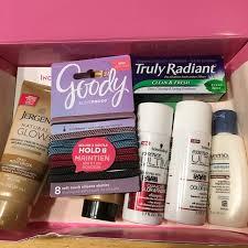 walmart beauty box summer 2016 goos