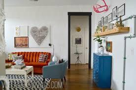Living Room Ideas @ Vintage Revivals