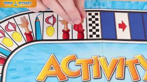 Оригинальная <b>настольная игра Activity</b> (Активити) для детей ...