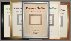 mixture a3 picture frames