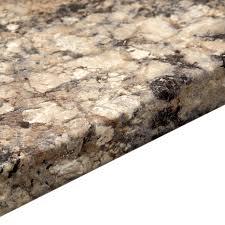 B&Q Carnival Granite Laminate Post Formed Kitchen Breakfast Bar