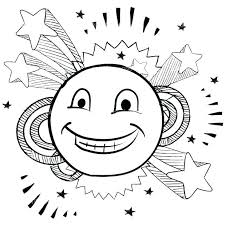 face coloring pages printable s happy face coloring pages printable