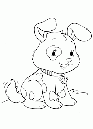 Coloring Cute Dog Coloring Book L Games Learn Colors For