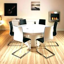 modern round dining table for 6 modern round dining table for 6 modern round dining table