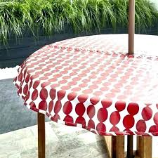 vinyl round tablecloth with elasticized edge elasticized vinyl tablecloths with elastic edges round plastic outdoor tablecloth